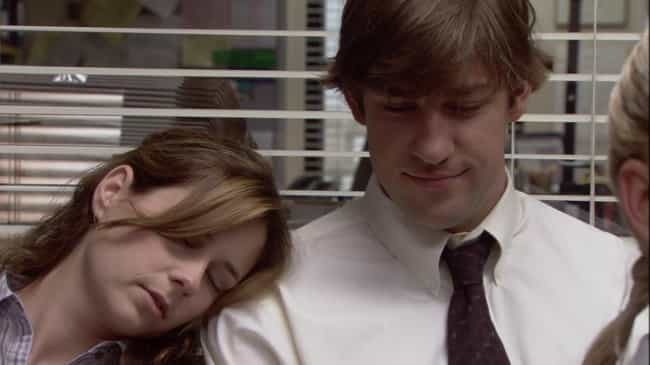 Pam Makes Herself Emotio... is listed (or ranked) 2 on the list 14 Reasons Why Jim Halpert and Pam Beesly Shouldn't Be Anyone's Relationship Goals