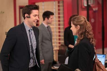 Jim Makes An Agreement With Hi is listed (or ranked) 1 on the list 14 Reasons Why Jim Halpert and Pam Beesly Shouldn't Be Anyone's Relationship Goals