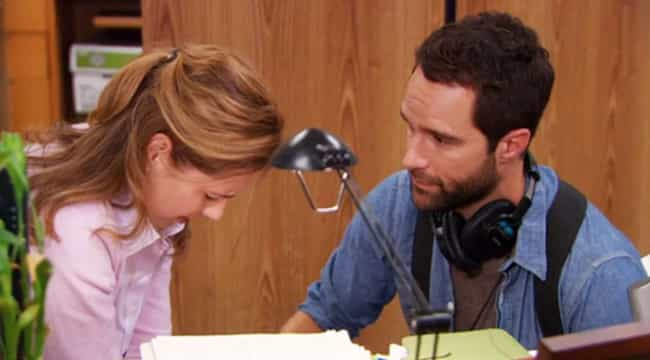 Jim Expresses Concerns A... is listed (or ranked) 4 on the list 14 Reasons Why Jim Halpert and Pam Beesly Shouldn't Be Anyone's Relationship Goals