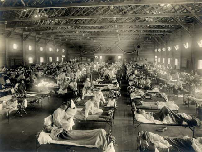 During The 1920s And '30... is listed (or ranked) 1 on the list The Mysterious 'Sleeping Sickness' That Plagued New York In The 1920s