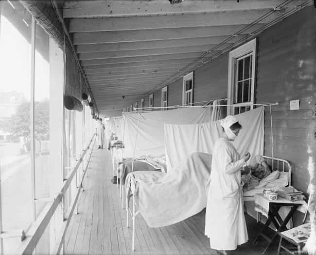 Some Of The Afflicted Re... is listed (or ranked) 3 on the list The Mysterious 'Sleeping Sickness' That Plagued New York In The 1920s