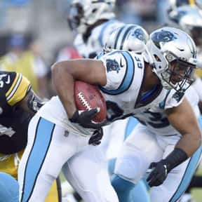 Reggie Bonnafon is listed (or ranked) 14 on the list The Best Carolina Panthers Running Backs of All Time