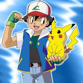 Ash & Pikachu is listed (or ranked) 4 on the list The 30+ Best Video Game Duos of All Time
