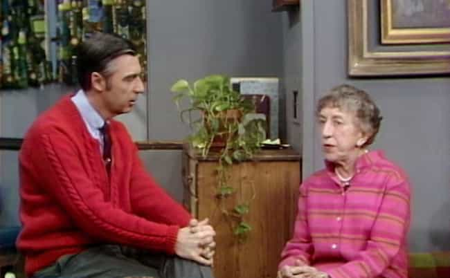 He Sat And Talked With A... is listed (or ranked) 1 on the list Heartwarming Behind-The-Scenes Stories About Mister Rogers