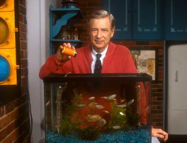 He Began Telling Viewers... is listed (or ranked) 4 on the list Heartwarming Behind-The-Scenes Stories About Mister Rogers