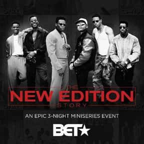 The New Edition Story is listed (or ranked) 25 on the list The Greatest African American Biopics