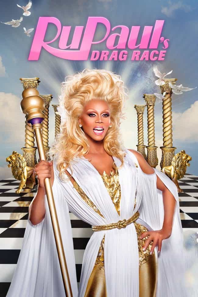 RuPaul's Drag Race - Sea... is listed (or ranked) 2 on the list Ranking the Best Seasons of 'RuPaul's Drag Race'