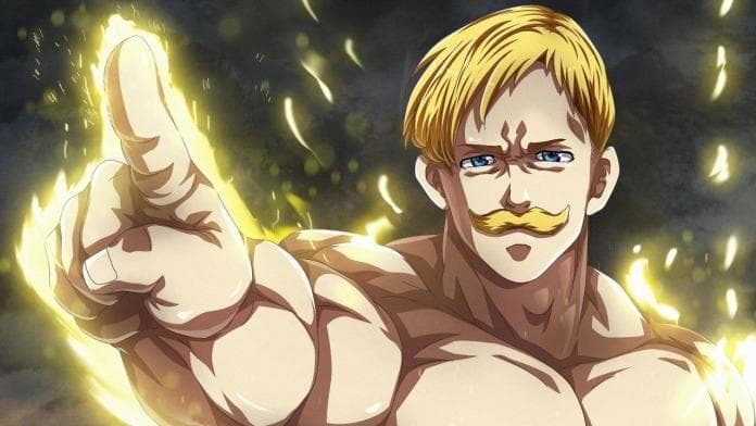 Random Anime Characters Who Become Strong Under Weird Circumstances
