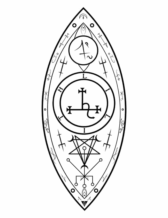 Satanic Symbols That Would Actually Make Pretty Cool Tattoos