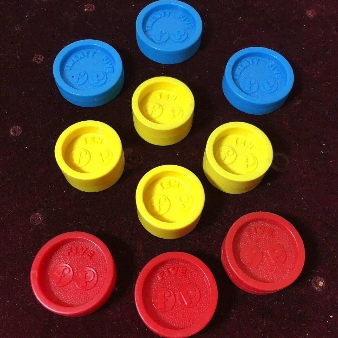 Classic Fisher Price Coins