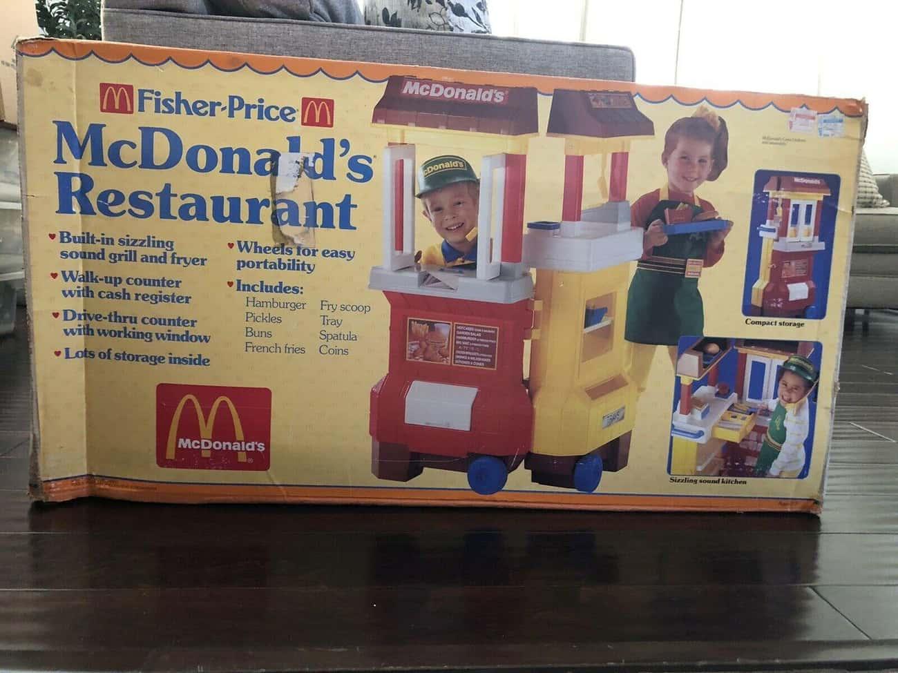 Fun With Food McDonalds Restaurant