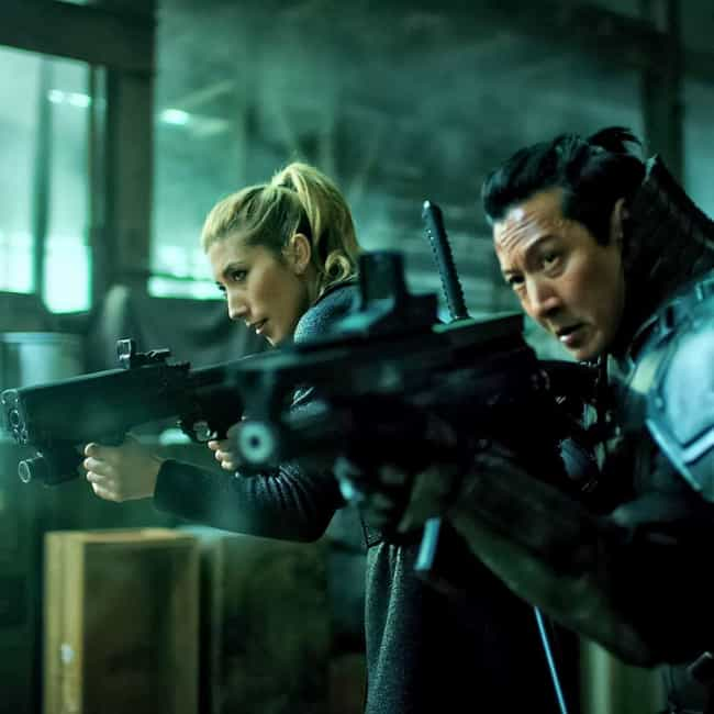 Nora Inu is listed (or ranked) 4 on the list The Best Episodes of 'Altered Carbon'