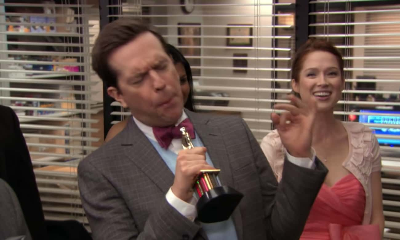 The Staff Sings To Michael Aft is listed (or ranked) 2 on the list The Saddest Moments On 'The Office'