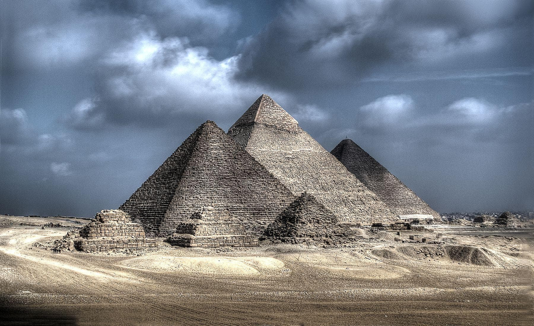 Random Ancient Civilizations Were Contacted By Aliens