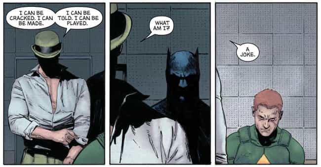 Classic Nesting Egg is listed (or ranked) 1 on the list The Best Riddles Posed By The Riddler In Batman Comics