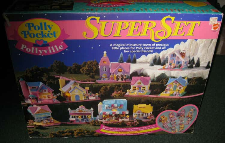 Pollyville Super Set