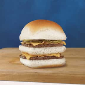 Double Cheese Slider