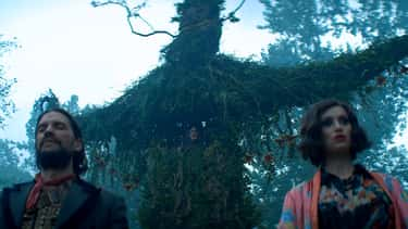 The Green Man Is A Symbol Of H is listed (or ranked) 2 on the list Everything 'Chilling Adventures Of Sabrina' Season 3 Got Wrong About Pagans And Old Gods