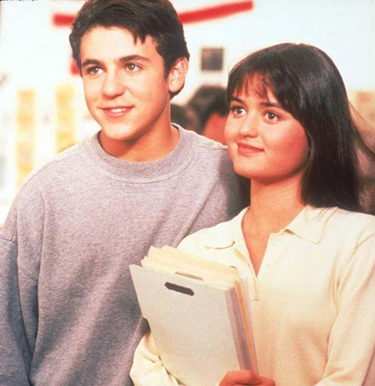 She Received A Degree In Mathe is listed (or ranked) 1 on the list What Has Danica McKellar Been Up To Since 'The Wonder Years'?