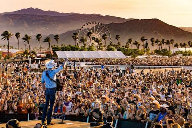 Stagecoach Festival is listed (or ranked) 1 on the list The Best Country Music Festivals In The World, Ranked