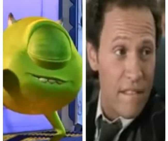 Mike References Billy Cr... is listed (or ranked) 3 on the list 20 Movie Details You Probably Never Noticed In Monsters, Inc.