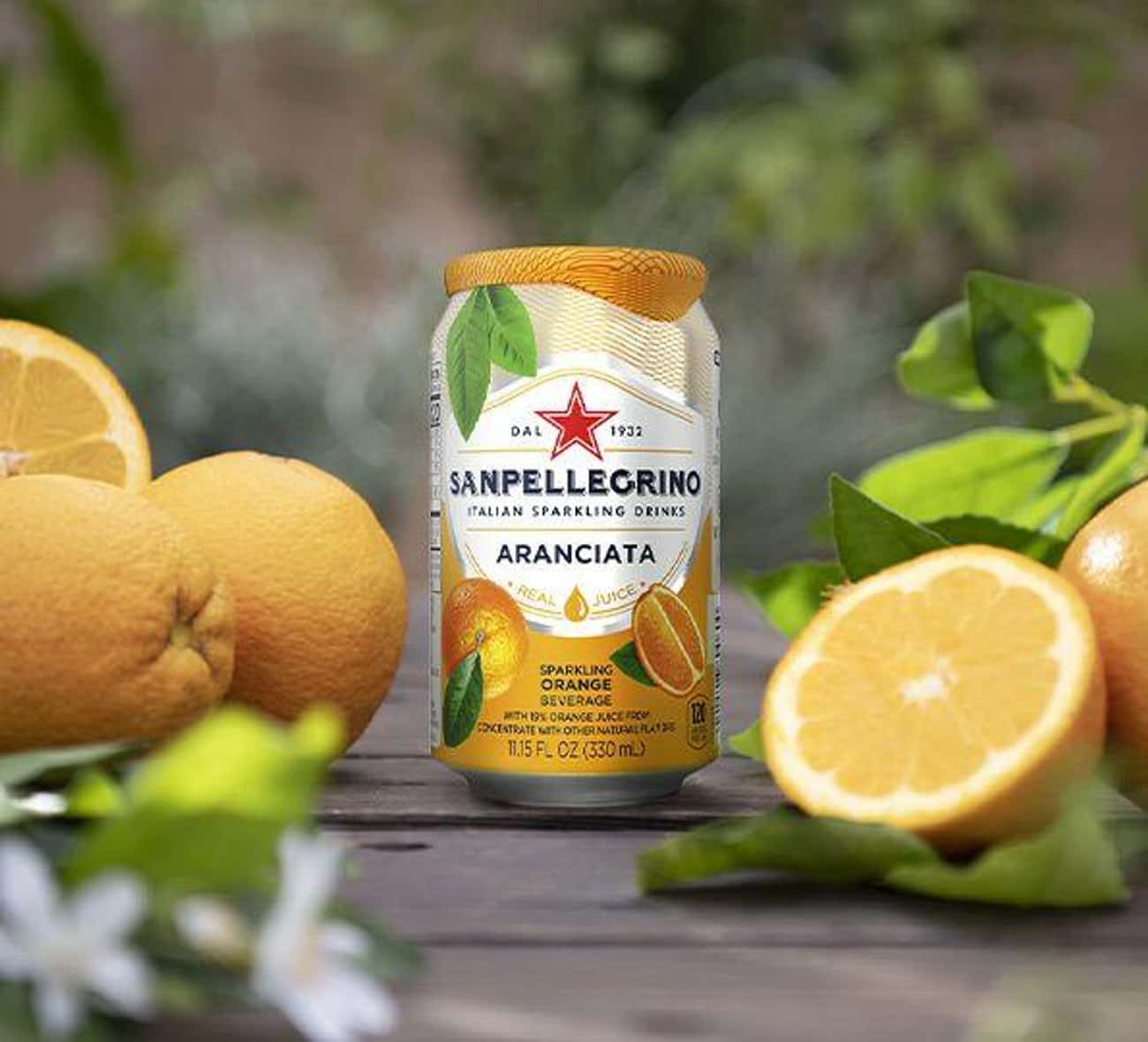 Aranciata is listed (or ranked) 4 on the list The Best San Pellegrino Flavors