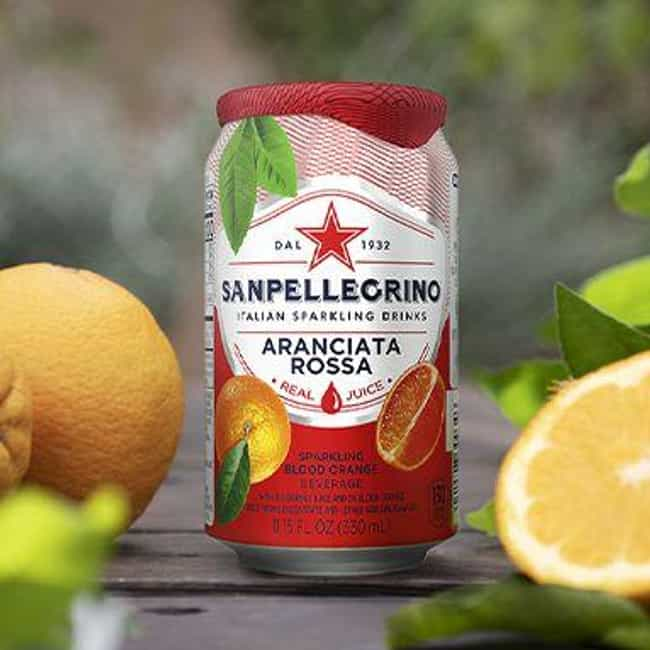 Aranciata Rossa is listed (or ranked) 1 on the list The Best San Pellegrino Flavors