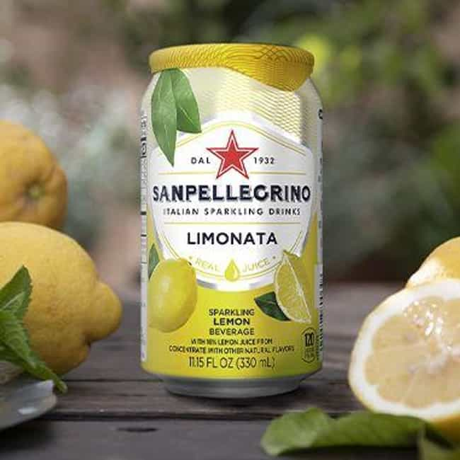 Limonata is listed (or ranked) 3 on the list The Best San Pellegrino Flavors