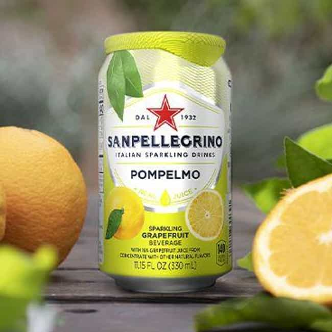 Pompelmo is listed (or ranked) 2 on the list The Best San Pellegrino Flavors