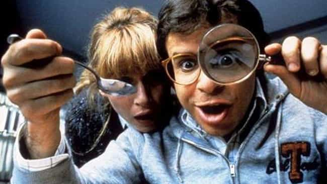 Rick Moranis Returns To ... is listed (or ranked) 2 on the list In Case You Missed It: The Biggest Nerd News From Feb 9-14