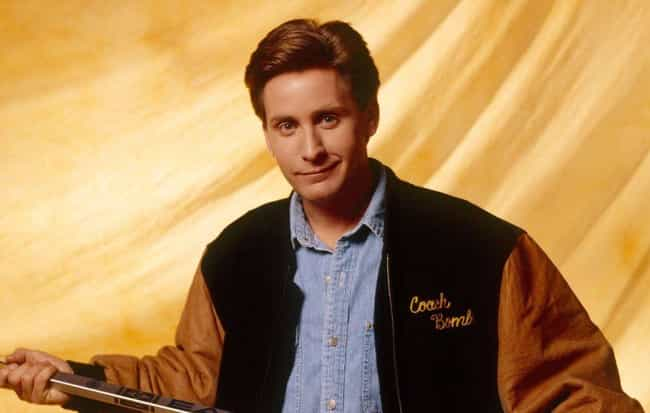 Emilio Estevez Returns T... is listed (or ranked) 3 on the list In Case You Missed It: The Biggest Nerd News From Feb 9-14