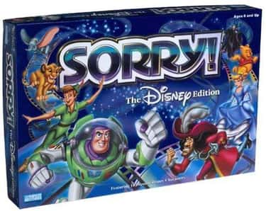 Sorry! Disney is listed (or ranked) 2 on the list The Best Editions Of Sorry!