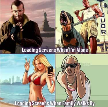 Everytime is listed (or ranked) 1 on the list 25 Memes You'll Only Relate To If You Grew Up Playing Grand Theft Auto