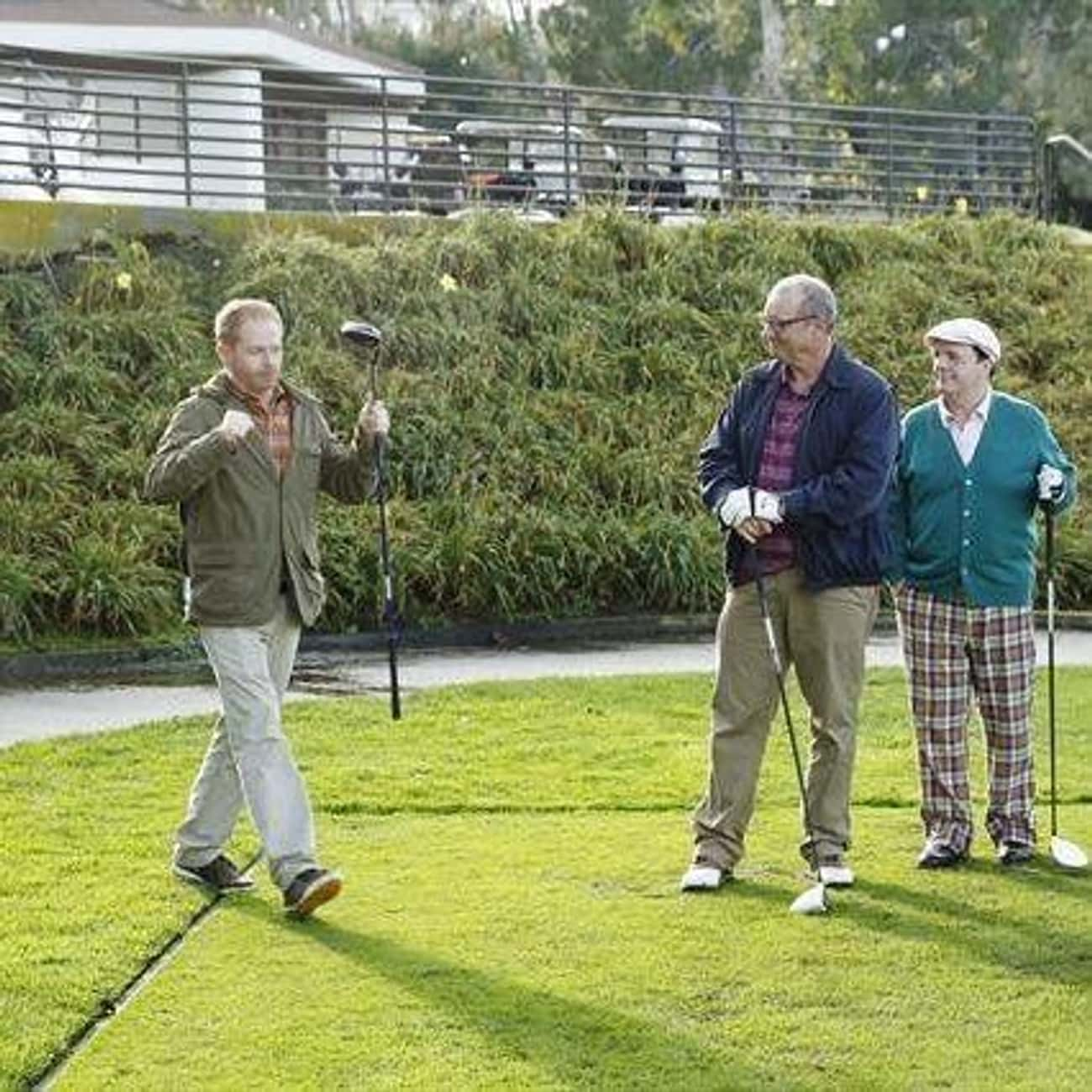 Nice Throw, Nancy is listed (or ranked) 4 on the list The Best Quotes From 'Modern Family'