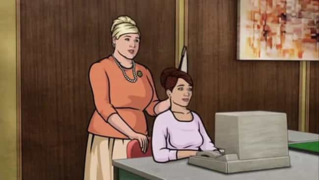 Drown a Toddler is listed (or ranked) 2 on the list The Best Pam Poovey Quotes From 'Archer'