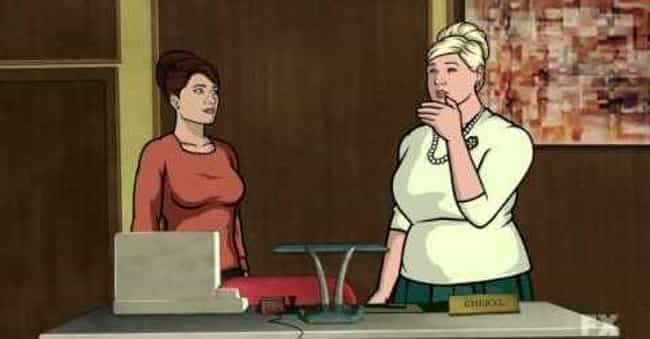 Sh*tsnacks is listed (or ranked) 4 on the list The Best Pam Poovey Quotes From 'Archer'
