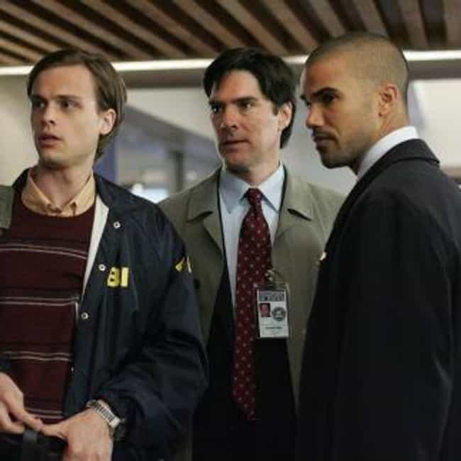 Pile Of Needles is listed (or ranked) 3 on the list The Best Quotes From 'Criminal Minds'
