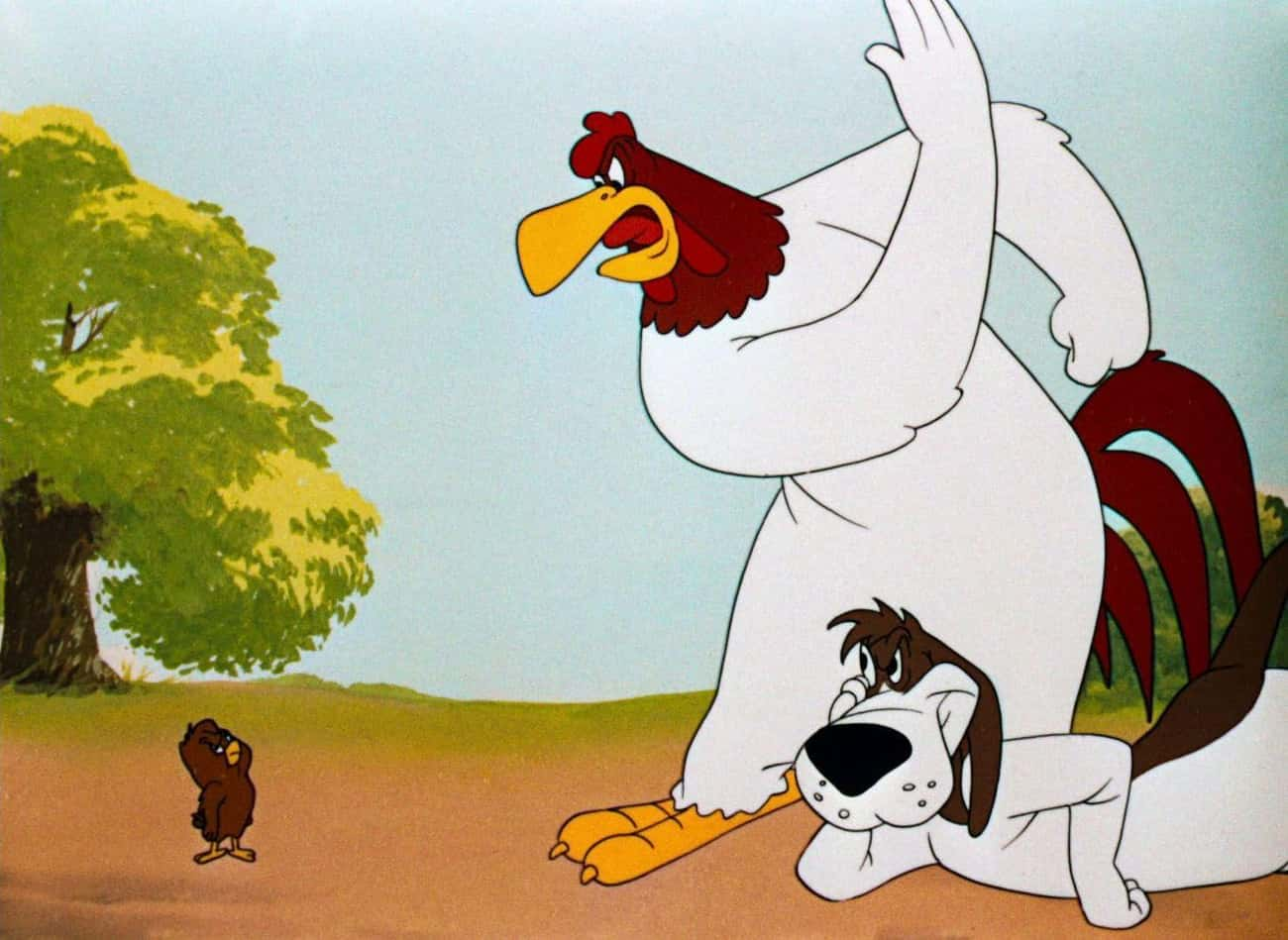 Bowling Ball is listed (or ranked) 2 on the list The Best Foghorn Leghorn Character Quotes From 'Looney Tunes'