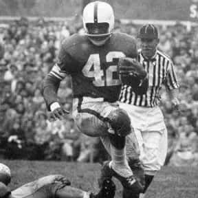Lenny Moore is listed (or ranked) 15 on the list The Best Penn State Nittany Lions Running Backs of All Time