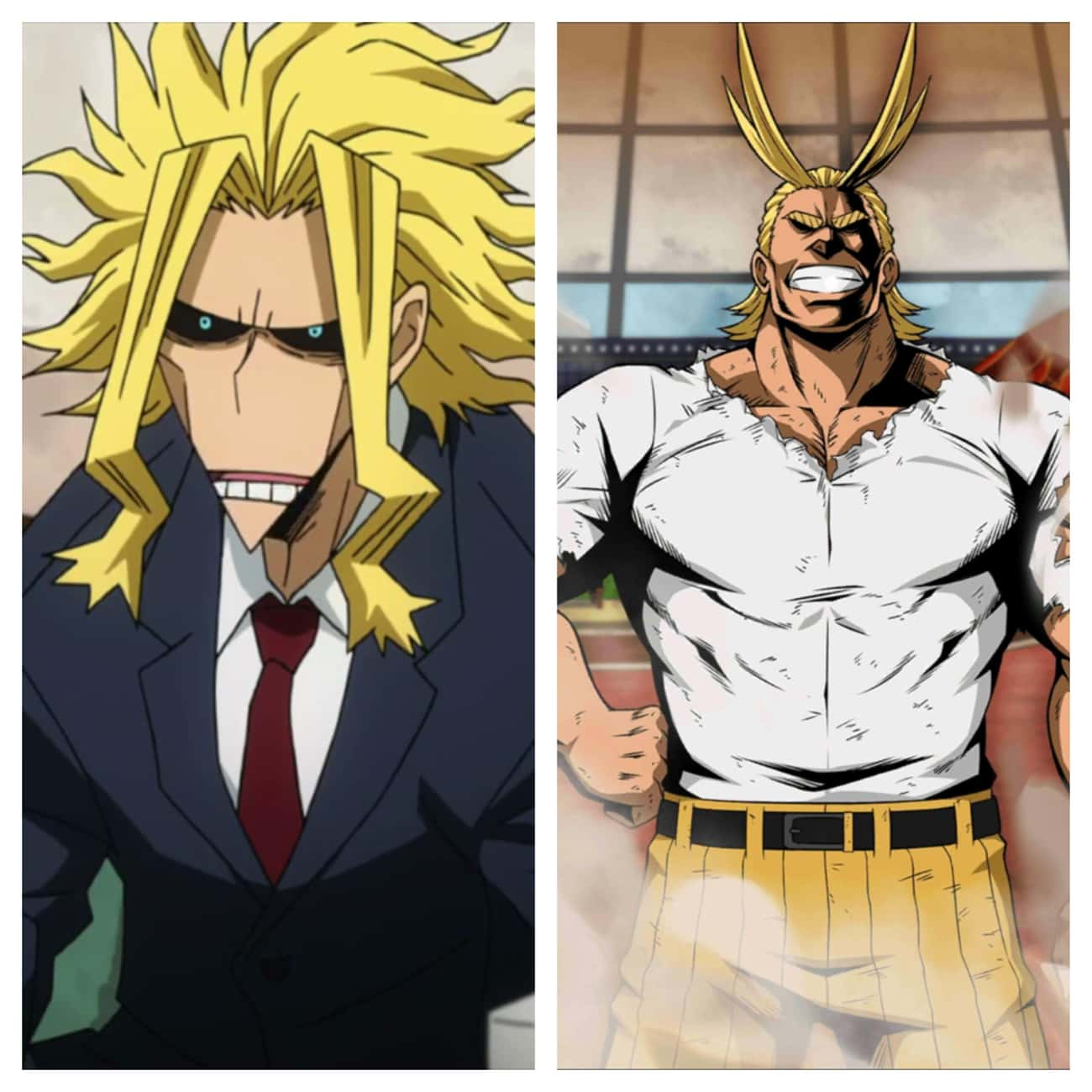 All Might - 'My Hero Academia'
