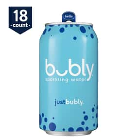 Just Bubbly is listed (or ranked) 15 on the list The Best Bubly Sparkling Water Flavors