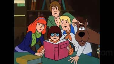Scooby-Dooby-Doo! is listed (or ranked) 1 on the list The Best Scooby Doo Quotes
