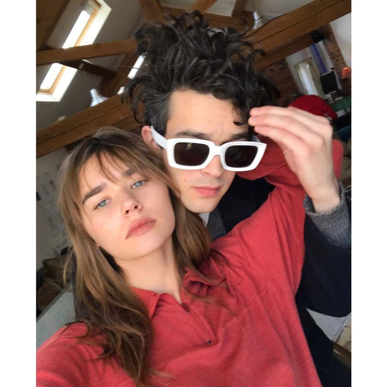 Gabriella Brooks is listed (or ranked) 2 on the list Every Famous Woman Matt Healy Has Dated