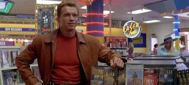 Arnold Schwarzenegger: '... is listed (or ranked) 1 on the list The Biggest Box Office Flops Of The Biggest Movie Stars Of The '90s
