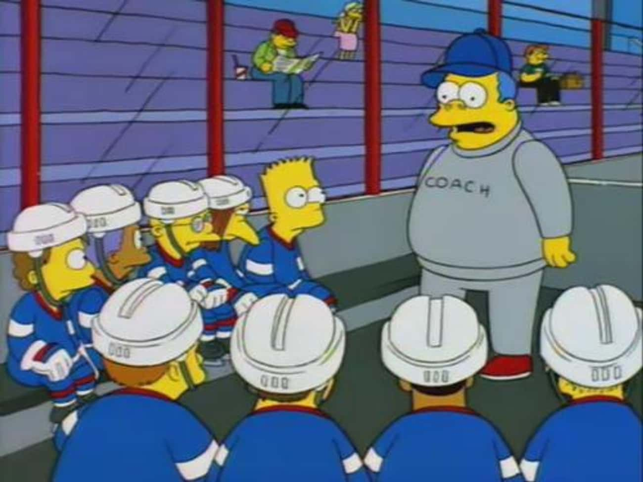 I Bet on the Other Team is listed (or ranked) 4 on the list The Best Chief Wiggum Quotes From 'The Simpsons'