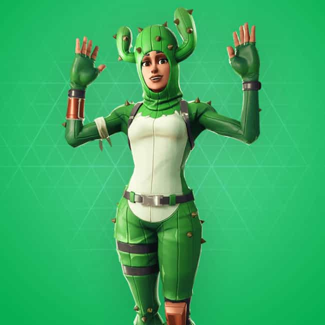 All The Best Green Skins In 'Fortnite', Ranked By Gamers