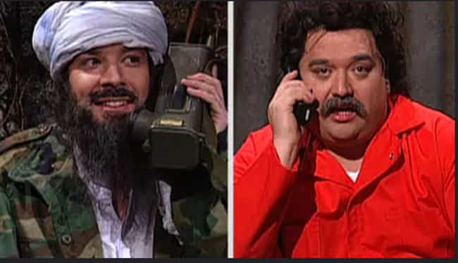 The Capture Of Saddam Hu... is listed (or ranked) 3 on the list How SNL Has Handled 21 Historical Events