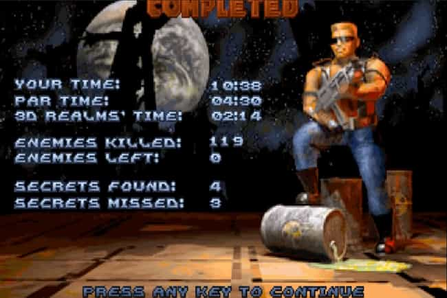 In An Industry Flooded W... is listed (or ranked) 1 on the list How Cigar-Chomping Duke Nukem Went From '90s Gaming Icon To Industry Joke