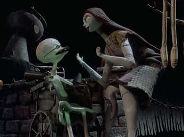 Sally Was Taken Apart Because  is listed (or ranked) 1 on the list 'The Nightmare Before Christmas' Fan Theories That Just Might Be True