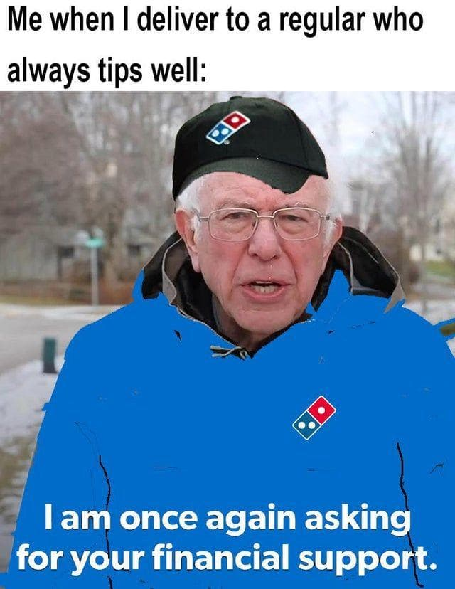 Good Tips For All on Random Memes Only People Who Work At Dominos Will Relate To